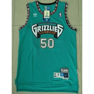 Memphis Grizzlies Bryant Reeves Jersey